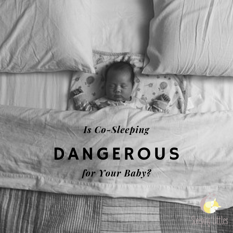 Is Co-Sleeping dangerous for your baby?